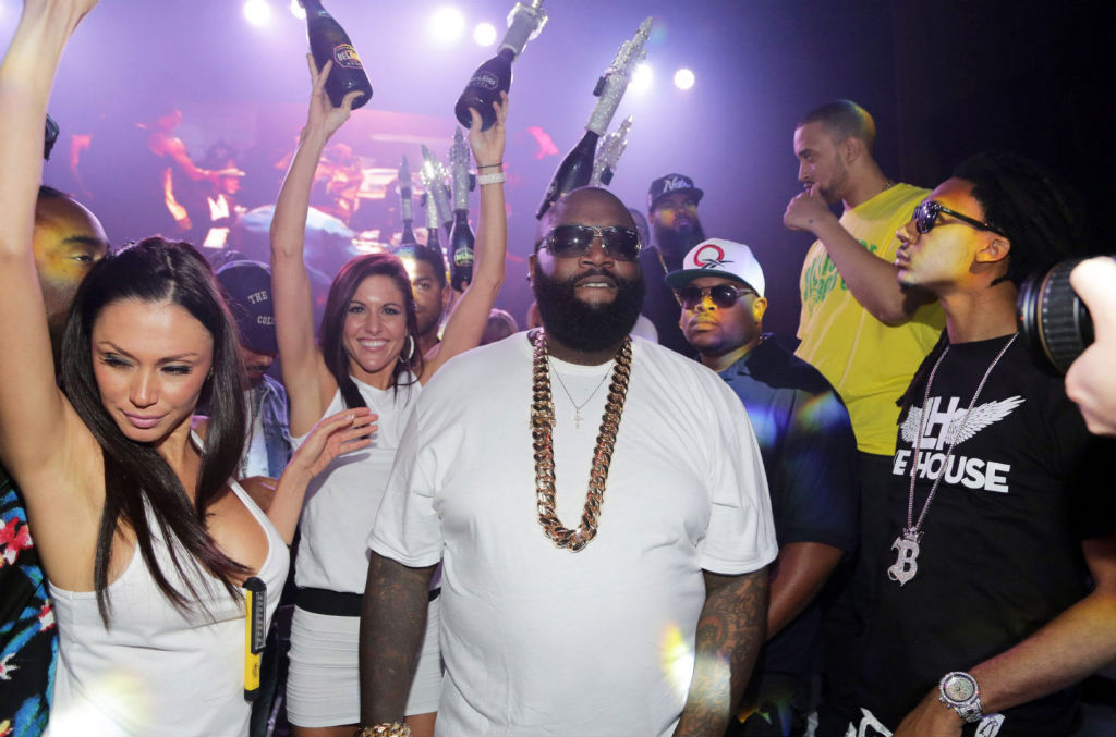 Rick Ross x Reebok Classics White Party (15)