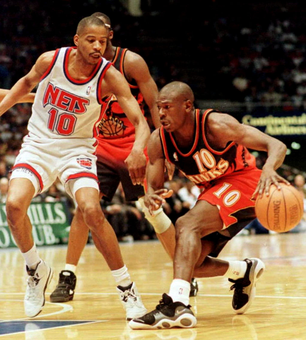 b9473f0521a Flashback    Best Shoes Worn With the Original Atlanta Hawks