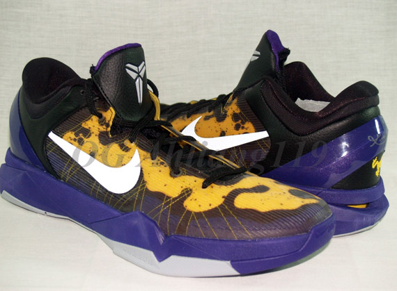 promo code fb5d1 6da7f The Cheapest Nike Kobe 7 Cheap sale Poison Dart Frog Black Yel
