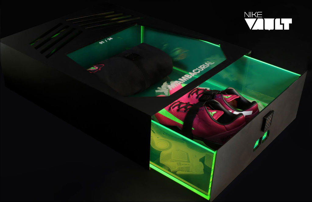 "Nike Kobe 8 System ""Mambacurial"" Speed Pack (2)"