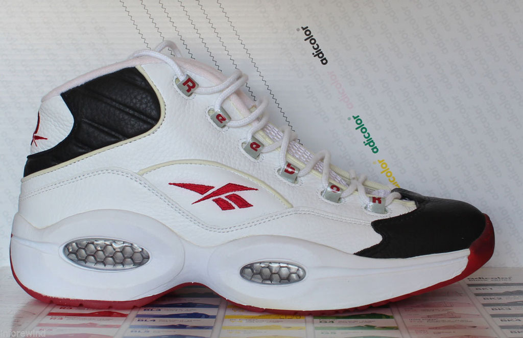 696c87f0188 A History of Reebok Question Colorways