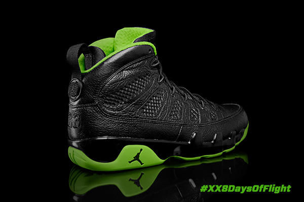 Jordan Brand XX8 Days of Flight // Air Jordan IX 9 (2)