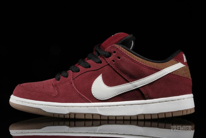 nike dunk low team