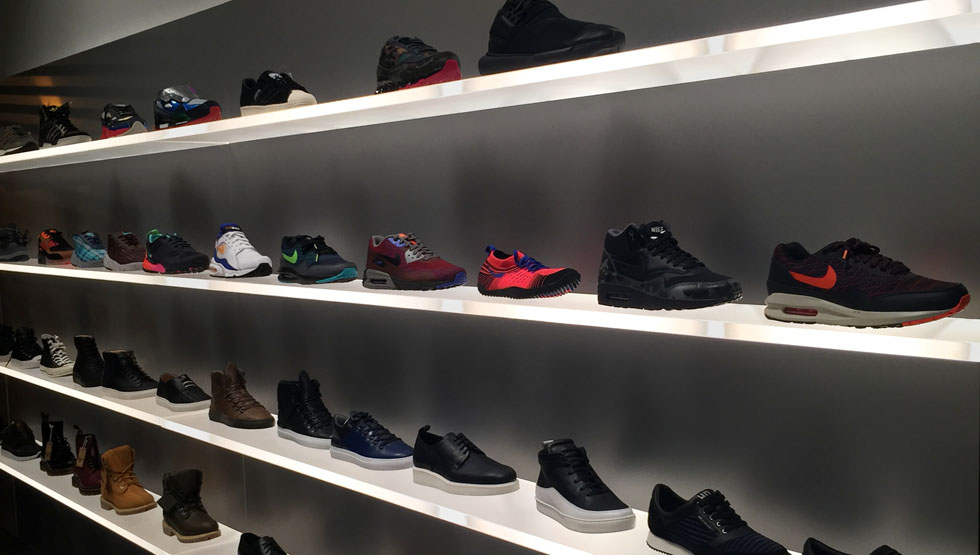 new york nike jordan sneaker shops