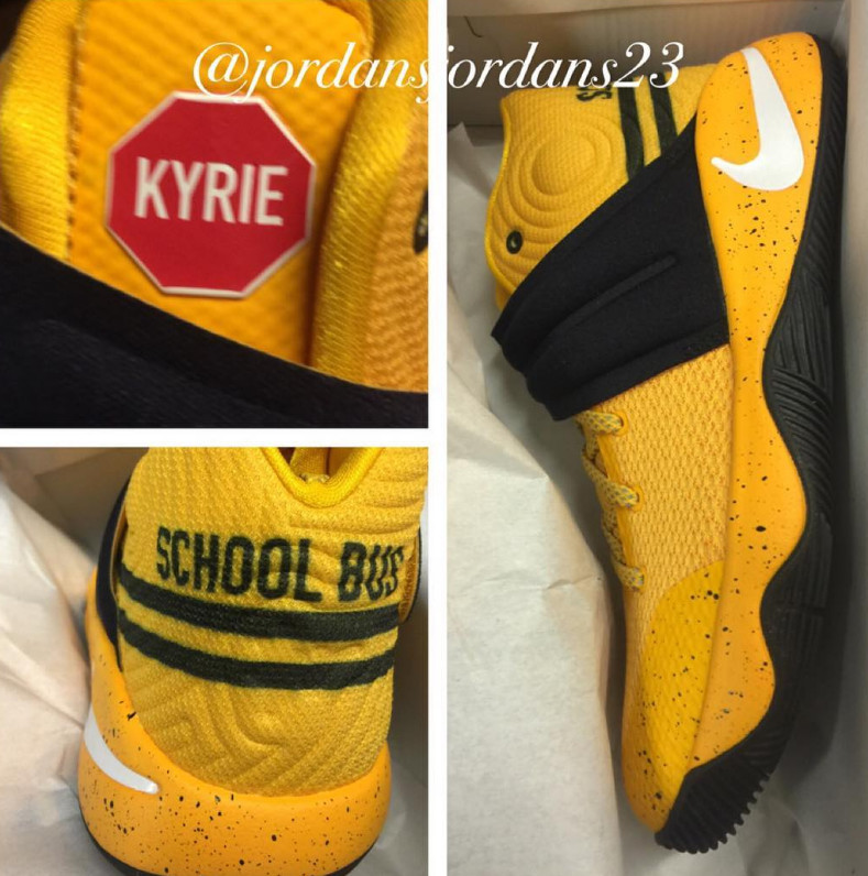 School Bus Kyrie 2