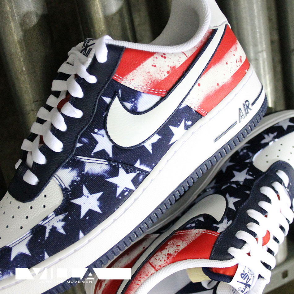 finest selection 6053e 936aa Nike Air Force 1 Low 'Independence Day' Available | Sole ...