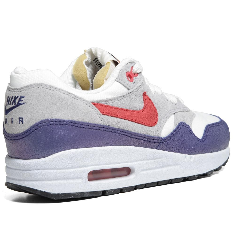 differently cost charm factory outlet Nike WMNS Air Max 1 VNTG - Sail/Hyper Red-Blue Tint | Sole ...