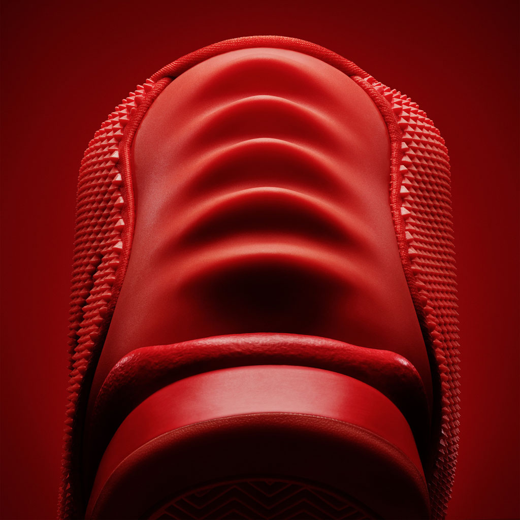 Nike Air Yeezy 2 Red October (3)