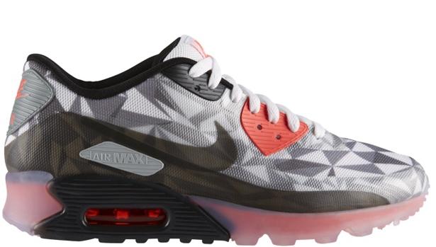 Nike Air Max '90 Ice QS Dark Grey/Cool Grey-White-Black