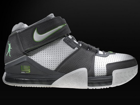 new arrival 7084a cbda2 Nike Zoom LeBron II. This is the shoe that started the Dunkman ...