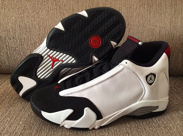 brand new e9449 6789b Air Jordan 14 Retro - Black Toe | Sole Collector