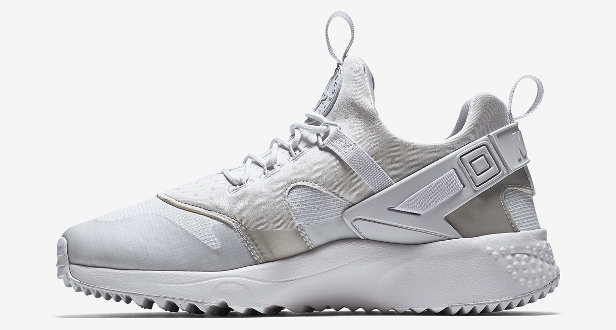 new arrival 12c0b 6fefe Nike Has Another All-White Huarache