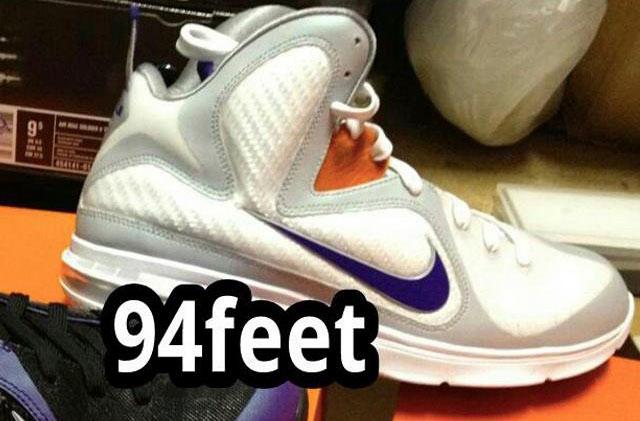 cd64fcbc8d64 Nike LeBron 9 - Diana Taurasi Home   Away Player Exclusives