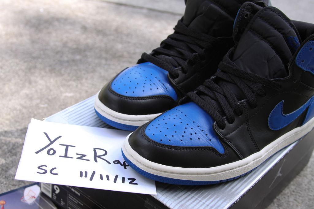 3871f678e526 Spotlight    Pickups of the Week 11.10.12 - Air Jordan I 1 Black
