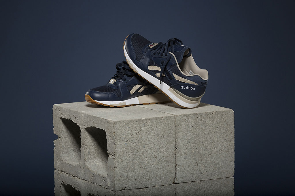 Distinct Life x Reebok GL6000 Navy (1)