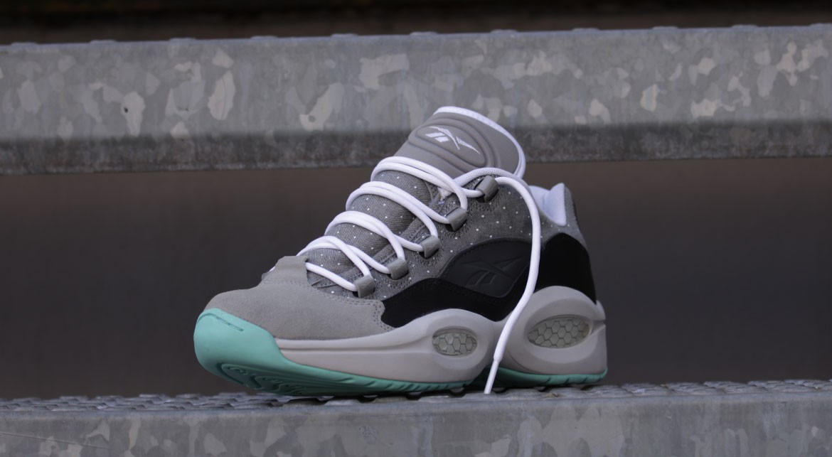 1dc9f0e4313 Stay Fresh In This New Reebok Question Low