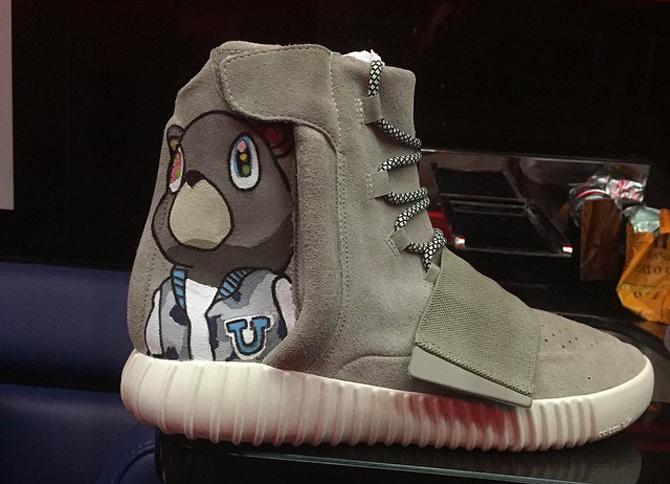 Adidas Yeezy Custom