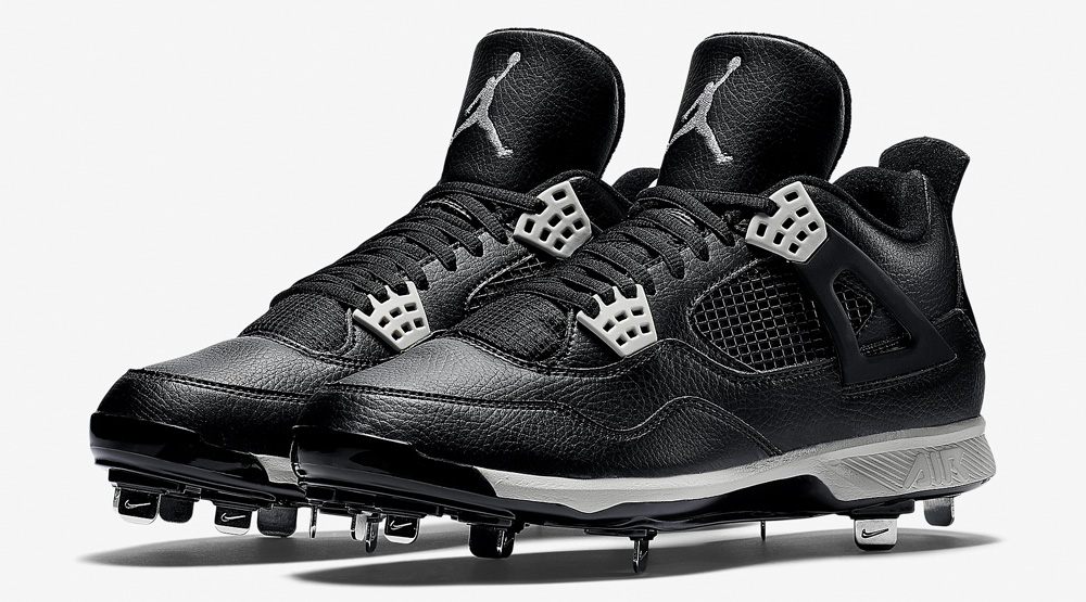 Air Jordan 4 Baseball Cleats