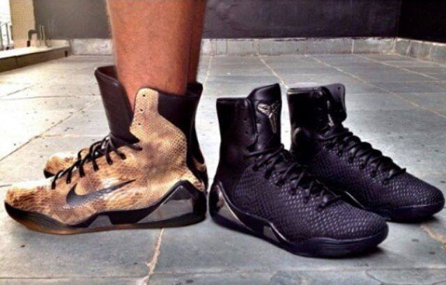 f0d8802785be The  Black Mamba  Nike Kobe 9 High EXT Is on the Way