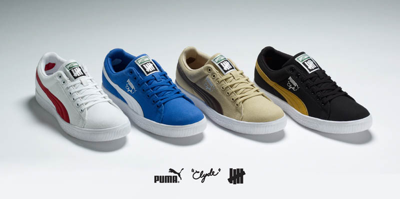 UNDFTD x PUMA Cali Canvas Clydes: Brent Rollins Tote