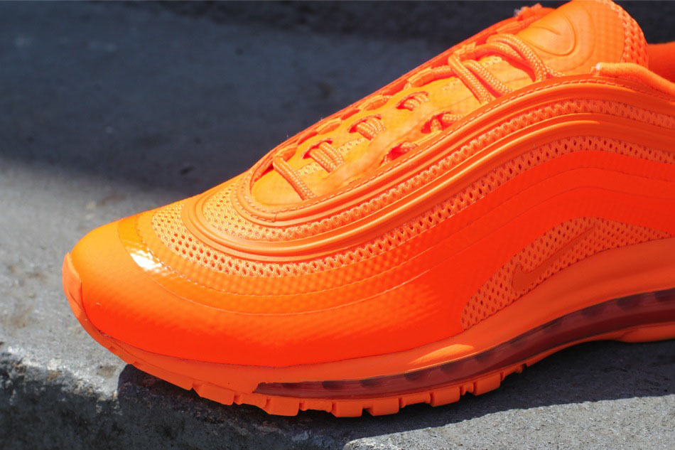 Nike Air Max '97 Hyperfuse Total OrangeNeutral Grey