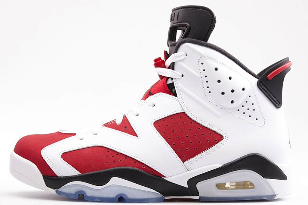 2e0bbac44d213a Air Jordan 6  The Definitive Guide to Colorways