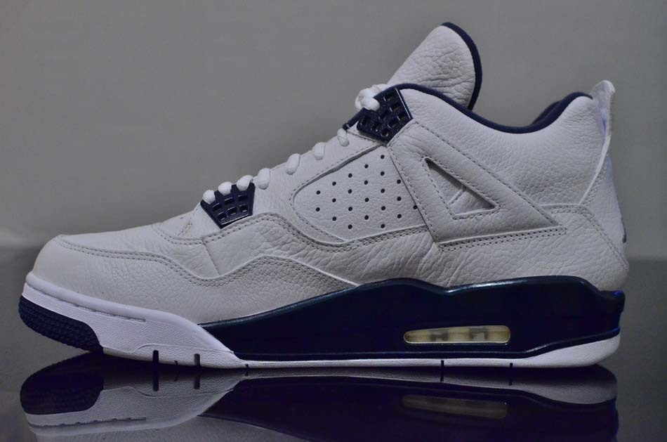 1059cc1ddc15 An Early Look at the Remastered Air Jordan 4 Retro  Columbia