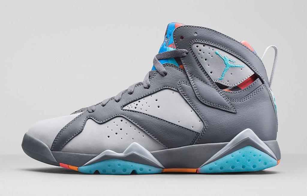 cb0f58fde98 How to Buy the 'Barcelona Days' Air Jordan 7 Retro on Nikestore ...