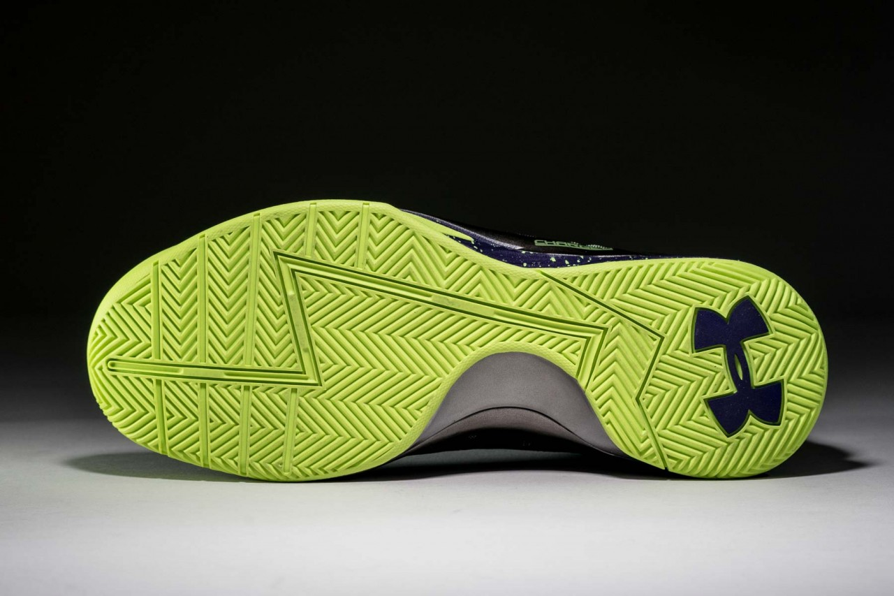 7535dcea624 Steph Curry and Under Armour Channel Dark Matter for All-Star Shoe