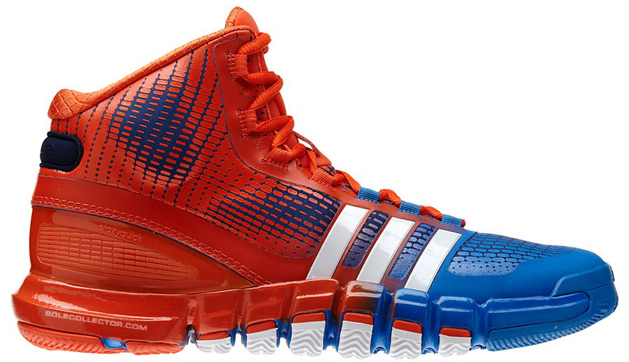 adidas Crazyquick Knicks