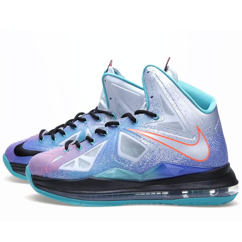... Pick up your pair of the Nike LeBron X ... c02ab649064b