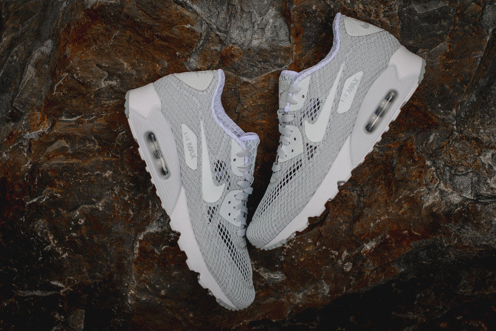 Nike Air Max 90 Ultra Breeze Platinum (5)