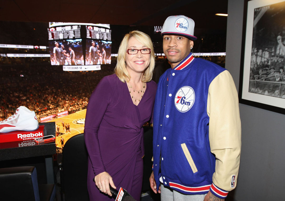 Reebok Q96 Launch Event featuring Allen Iverson // Photos (9)