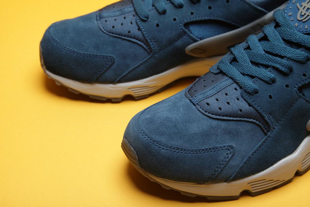 sports shoes e6ac9 44e73 Nike Air Huarache Retros Switch to Suede | Sole Collector
