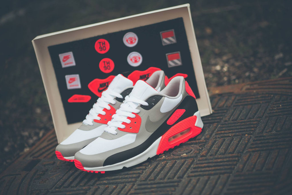 Nike Air Max 90 Patch Infrared (8)