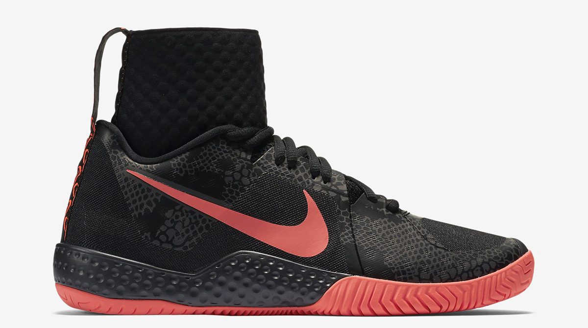 nike just released another serena williams tennis shoe