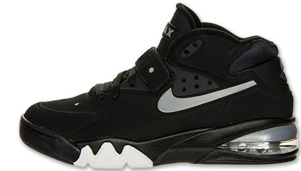 Nike Air Force Max 2013 Black/Wolf Grey-White-Cool Grey