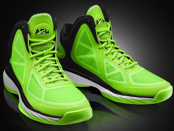 Athletic Propulsion Labs Concept 3 Green Black (2)