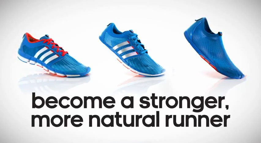 cheap for discount 81157 3c944 Video // adidas adiPure - Natural Running | Sole Collector