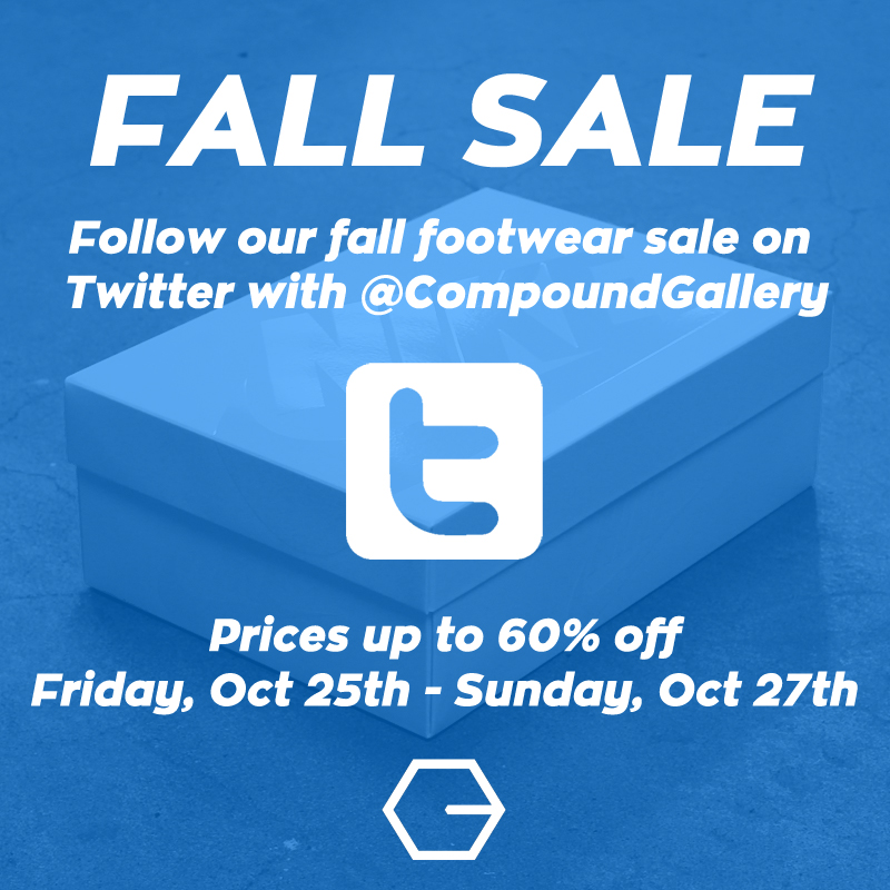 Compound Gallery Fall Sale