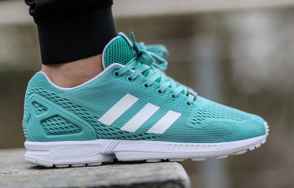 This adidas ZX Flux Is a Drop in the Ocean | Sole Collector