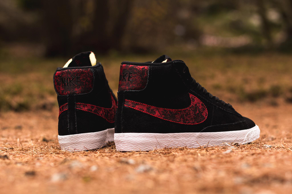 Nike Blazer Mi Prm Vntg Camo Employé Swoosh Footlocker rabais prix de gros jeu exclusif eGQGXz
