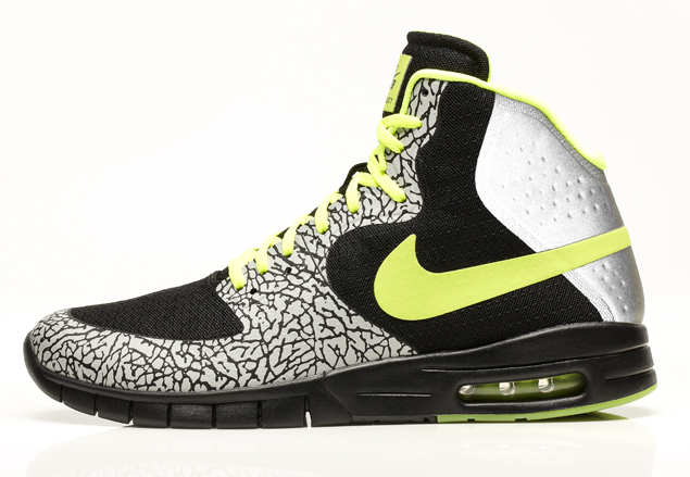Nike SB Volt Collection Paul Rodriguez 7 Hyperfuse Max