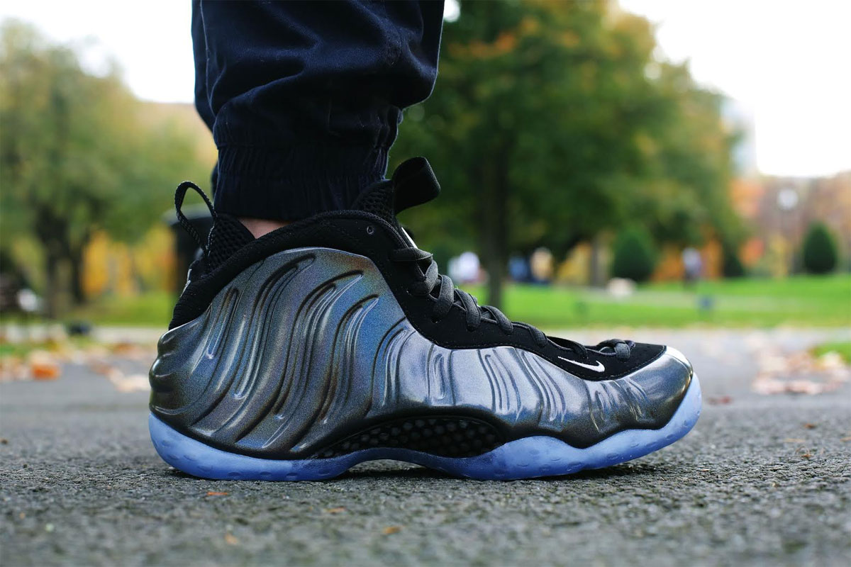 c5a579998fa You ll Be Able to Wear the  Hologram  Nike Air Foamposite One Soon ...