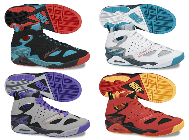 online store 6f9dc c82ed Stay tuned to Sole Collector for official details on these upcoming looks  for the Air Tech Challenge Huarache.