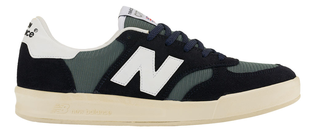 New Balance CT300 Made in UK Navy