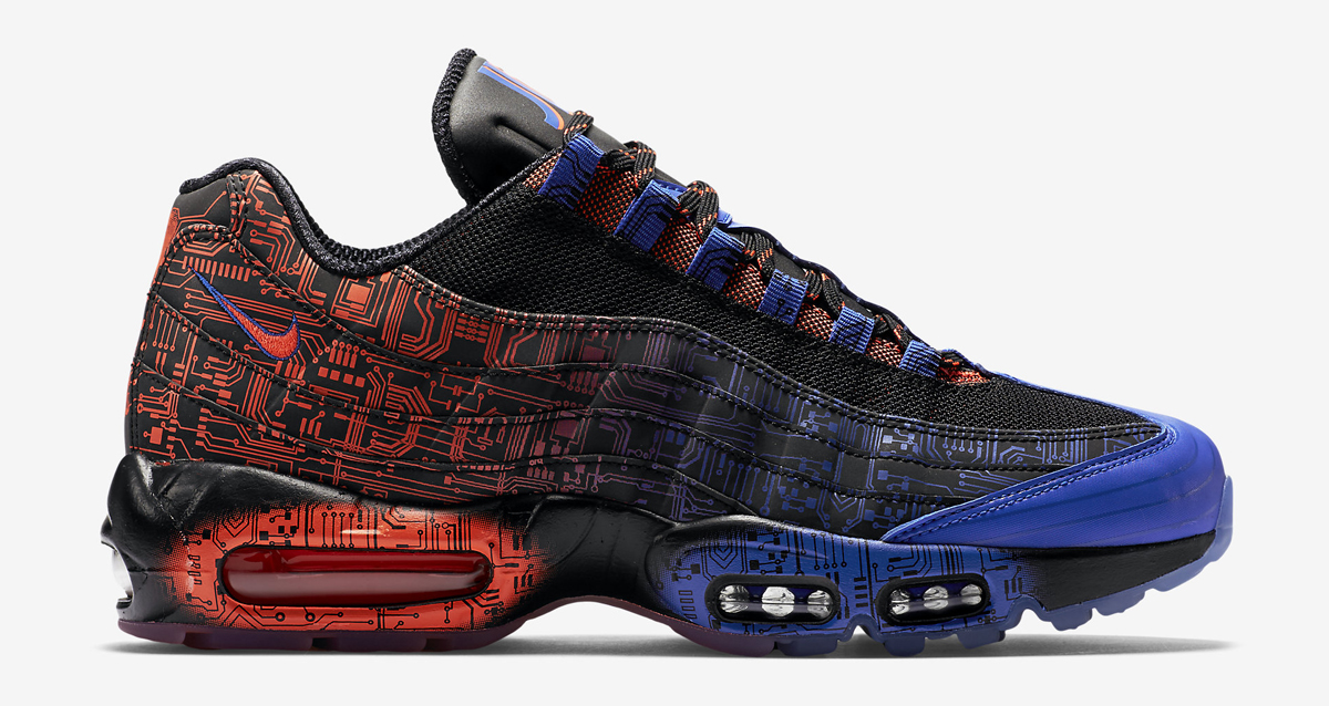 You Have to See the Details on the Doernbecher Nike Air Max 95