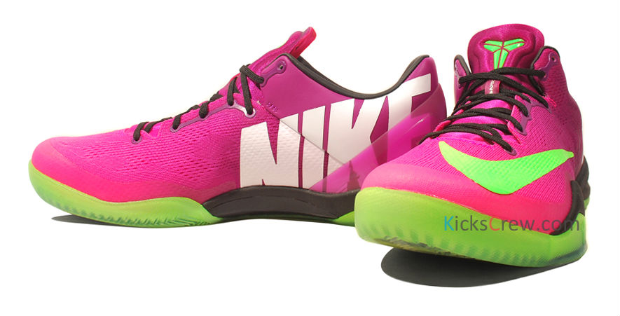 16e1ed4540f Nike Kobe 8 Mambacurial 615315-500 (11)