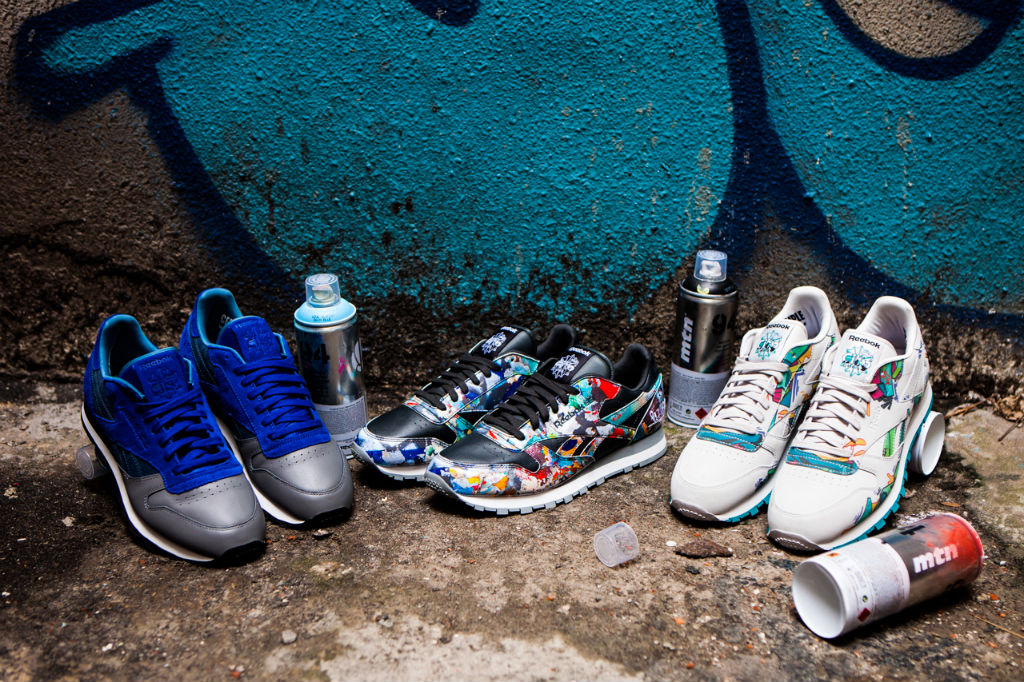 10 Great Reebok Classics Friends & Family Deals // Classic Leather City Series