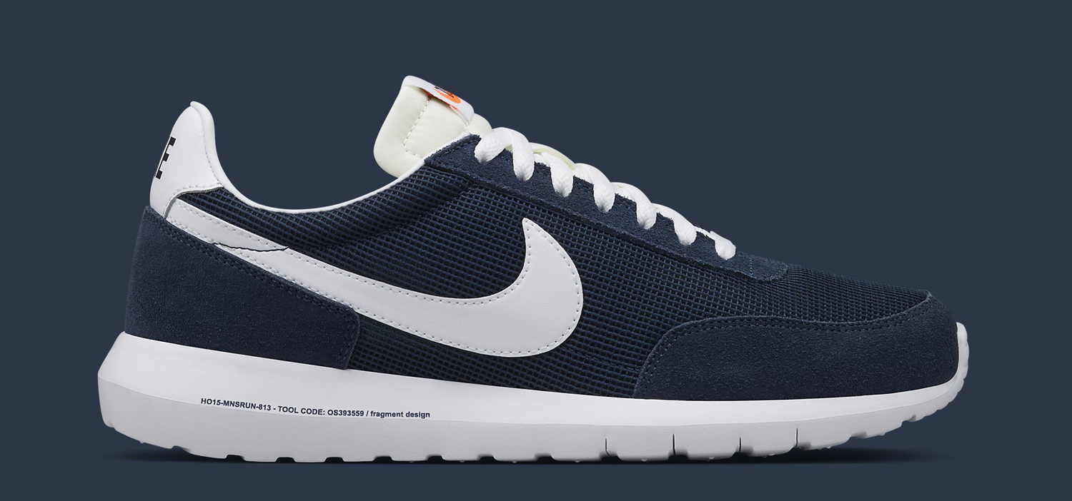 Fragment Redesigns the Nike Roshe (Again) | Sole Collector